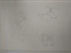 模写水彩ペン画1-02